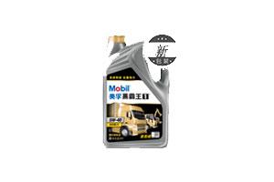 美孚黑霸王1号TM 5W-40润滑油