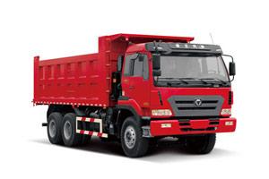 徐工汽车 潍柴340马力K系列  6×4自卸车(3850+1350轴)