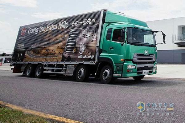 在2010年,日产柴汽车有限公司将更名为ud卡车公司.