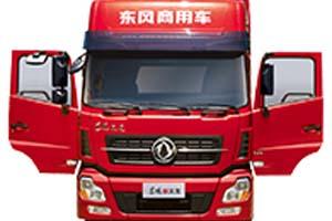 东风商用车 农副散杂运输系列 康明斯245马力 6x2载货车