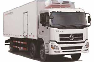 东风天龙 冷链物流运输系列 东风康明斯245马力 载货车