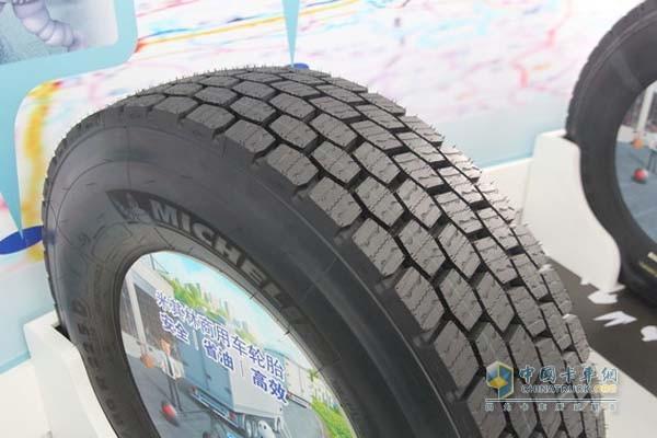 上半年米其林重卡轮胎下降8%