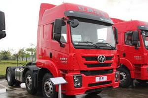 红岩杰卡 390马力6*2国四重卡载货车系列