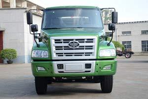 一汽柳特 安捷(L5R)重卡 310马力 6X2 LNG牵引车