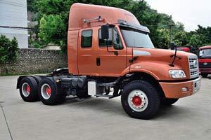 一汽柳特 安捷(L5R)重卡 330马力 6X4 牵引车