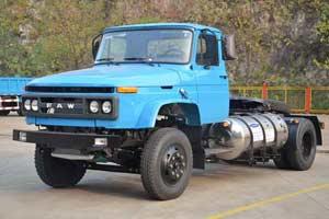 一汽柳特 神力(L4K)重卡 170马力 4X2 LNG牵引车