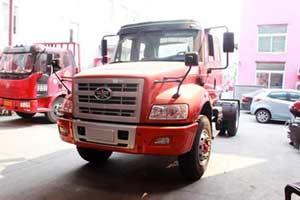 一汽柳特 新安捷(L5R)重卡 210马力 4X2 LNG牵引车