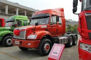 柳特 新安捷(L5R)重卡 420马力 6X4 牵引车