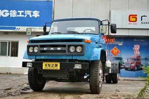 一汽柳特 神力(L4R)重卡 180马力 4X2 牵引车