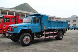 一汽柳特 长头(L4R)中卡 180马力 4X2 自卸车(中顶)