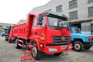 一汽柳特 运财王(L5K)中卡 160马力 4X2 自卸车