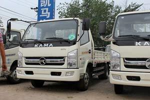 凯马 骏驰 102马力 4.2米单排栏板式轻卡(KMC1046A33D4)