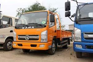 凯马 福运来 95马力 4.2米单排栏板式轻卡(KMC1042LLB33D4)