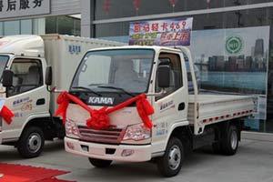 凯马 金运卡 3.26米单排厢式轻卡(汽油/CNG)