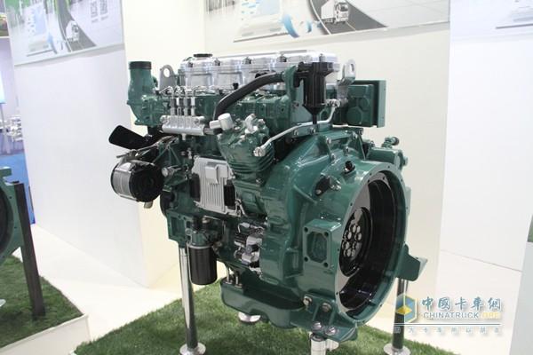 一汽锡柴恒威4dldz国四系列柴油发动机