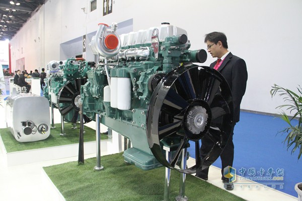 一汽锡柴奥威6dm2国五系列柴油发动机