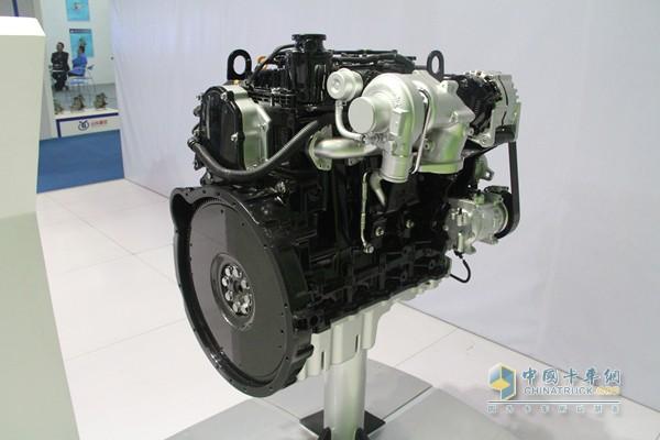 江淮汽车2.7lcti柴油发动机