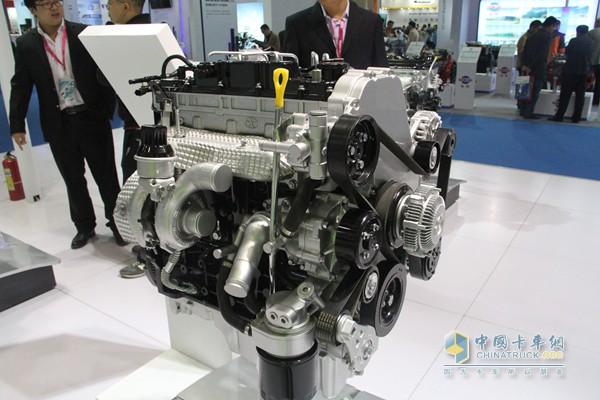 江淮汽车2.0lcti柴油发动机