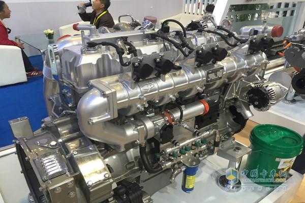 yc6mk375n-50天然气发动机