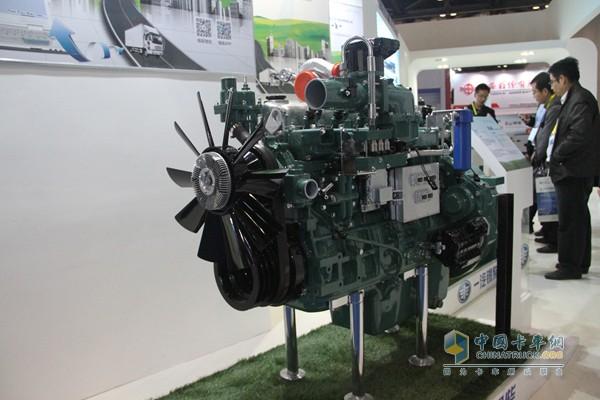 6SF国五天然气发动机