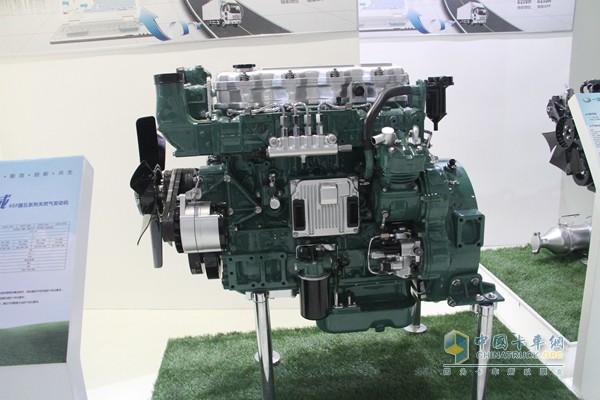 4DLDZ国四系列柴油发动机