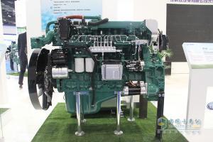 一汽锡柴奥威6DL3欧六柴油发动机