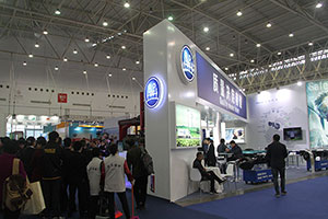 长效快捷 BPW新品亮相2015中国国际商用车展览会