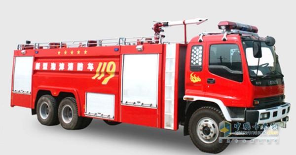 消防车橡皮泥手工制作图片大全