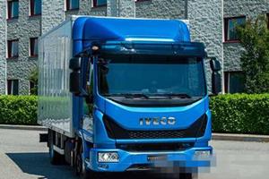 依维柯新款Eurocargo荣获2016国际年度卡车