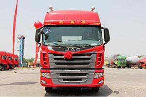 江淮 格尔发K3系列重卡 375马力 6X4 牵引车(HFC4251P1K6E33QF)