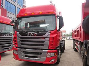 江淮 格尔发K3重卡 430马力 6X4 牵引车(HFC4251P1K7E33QF)