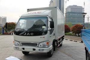 江淮康铃K280 76马力 3.7米单排厢式轻卡