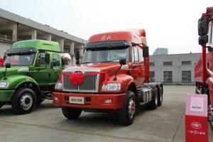 一汽柳特 新安捷(L5R)重卡 390马力 6X4 牵引车