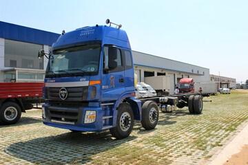 福田戴姆勒 欧曼ETX 5系 210马力 6X2 9.53米载货车