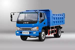 江淮汽车完成轻型工程车业务板块整合 全新产品已下线