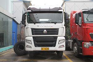 中国重汽 SITRAK C7H重卡 480马力 6X2 牵引车
