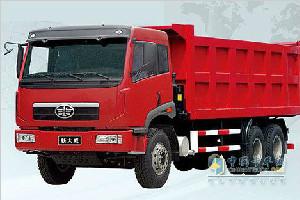 一汽解放 新大威重卡 336马力 8×4 自卸车 CA3300P2K2L1T4EA80