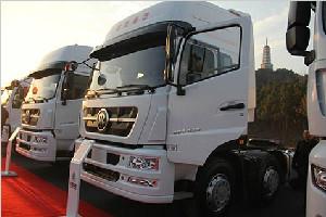 中国重汽 斯达-斯太尔重卡 大M5G 340马力 6X2 国四 牵引车