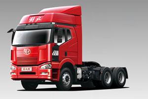 一汽解放J6P 500马力 6×4重载型牵引车