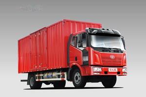 一汽解放J6L 180马力4×2 LNG载货车
