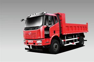 一汽解放J6L 180马力 4×2小自卸车(CA3160P62K1E4)