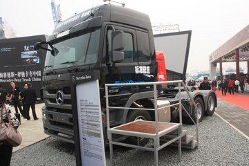 奔驰 Actros重卡 460马力 6X2 牵引车(后提升桥)