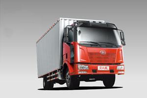 一汽解放J6L 180马力 4X2厢式载货车(CA1160P62K1L3A1E4)