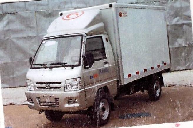 福田时代驭菱VQ1单厢混合动力
