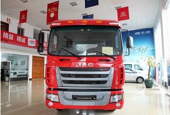 江淮格尔发K3系列中卡 玉柴160马力 4X2 排半载货车