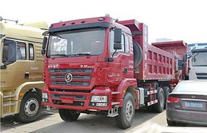 陕汽 德龙新M3000 290马力 6X4 自卸车