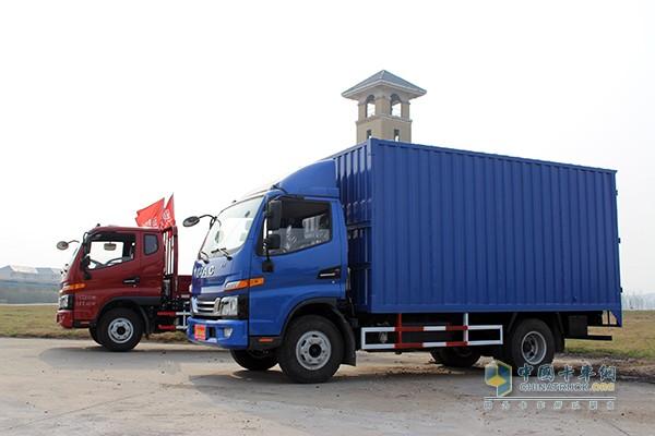 河北保定二手牵引车卡_【图】江淮骏铃V6轻卡载货车外观_车型图片_中国卡车网