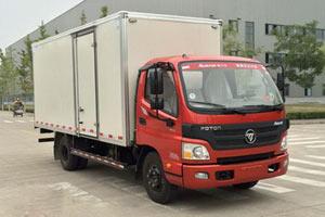 福田欧马可3系欧马可3系超能版 150马力 4×2厢式轻卡(BJ5049V8BD6-FA)