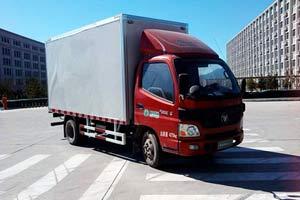 福田欧马可3系康明斯2.8L超值版 119马力 4×2厢式轻卡(BJ5049XXY-F3)