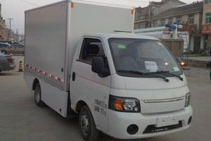 江淮帅铃HFC5031XXYPV4EV1B3型纯电动卡车